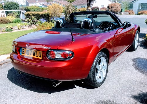 2007 Above average Mazda MX5 2ltr SOLD (picture 2 of 5)