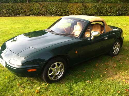 1993 MX5 Series One V Spec'2' 1800cc For Sale (picture 1 of 6)