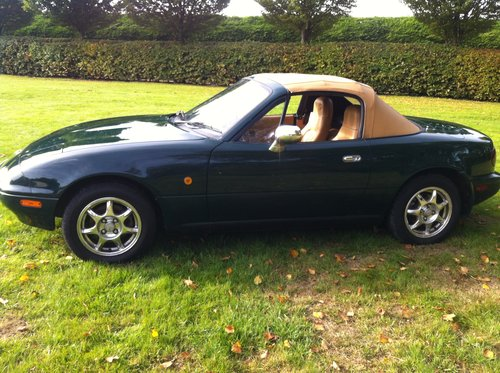 1993 MX5 Series One V Spec'2' 1800cc For Sale (picture 4 of 6)