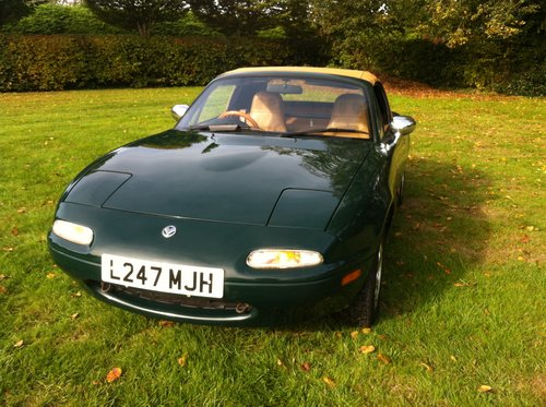 1993 MX5 Series One V Spec'2' 1800cc For Sale (picture 5 of 6)