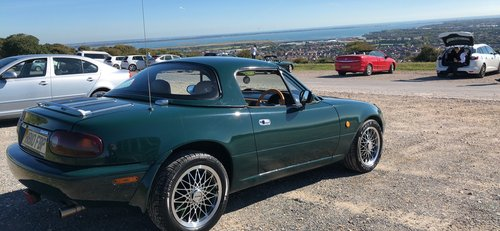 1991 Mazda MX5 Limited Edition BRG No.45 For Sale (picture 3 of 6)