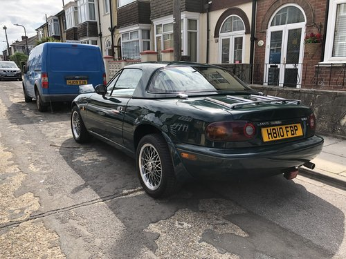 1991 Mazda MX5 Limited Edition BRG No.45 For Sale (picture 5 of 6)