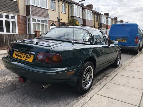 1991 Mazda MX5 Limited Edition BRG No.45 For Sale (picture 6 of 6)