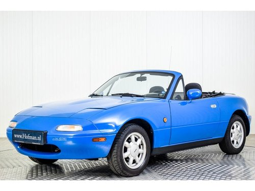 1990 Mazda MX-5 MX5 NA 1.6i 16V For Sale (picture 1 of 6)