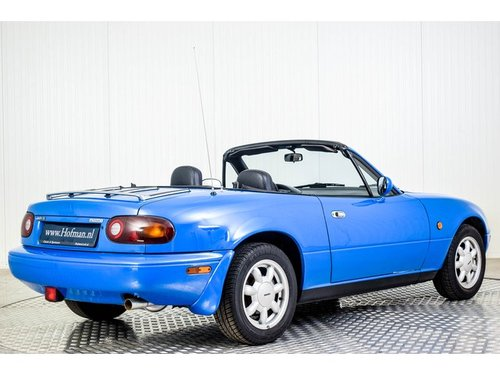 1990 Mazda MX-5 MX5 NA 1.6i 16V For Sale (picture 2 of 6)