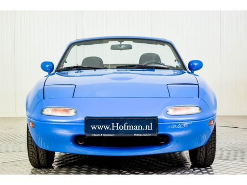 1990 Mazda MX-5 MX5 NA 1.6i 16V For Sale (picture 3 of 6)
