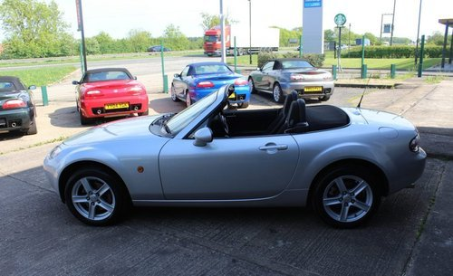 2007 MAZDA MX-5 1.8,ONLY 29000 MILES,GREAT CONDITION For Sale (picture 3 of 6)