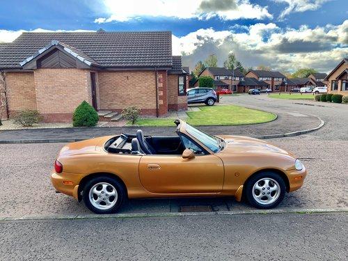 1998 Mazda MX5 1.6 Automatic rare For Sale (picture 1 of 6)