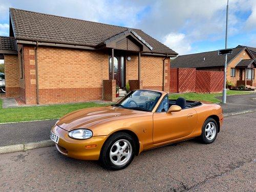 1998 Mazda MX5 1.6 Automatic rare For Sale (picture 2 of 6)