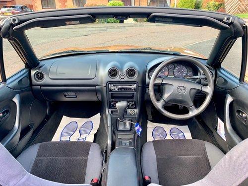 1998 Mazda MX5 1.6 Automatic rare For Sale (picture 3 of 6)
