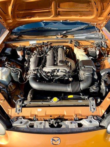 1998 Mazda MX5 1.6 Automatic rare For Sale (picture 4 of 6)