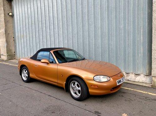 1998 Mazda MX5 1.6 Automatic rare For Sale (picture 6 of 6)
