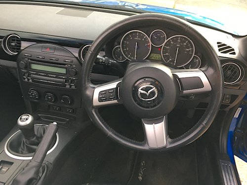 2007 Mazda MX-5 Mk3 2.0 Sport in Winning Blue Metallic SOLD (picture 6 of 6)