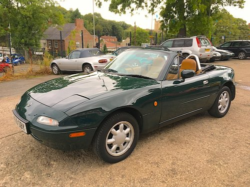 1992 Eunos Mk1 1.6 V-Spec Automatic in Neo Green For Sale (picture 2 of 6)
