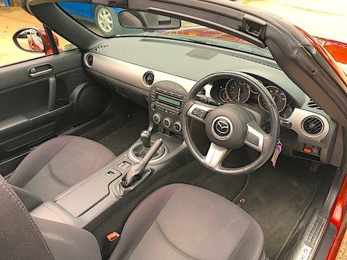2009 Mazda MX-5 Mk3.5 2.0 in Copper Red For Sale (picture 6 of 6)