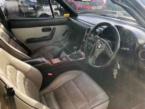 1996 Mazda MX5 Merlot Edition SOLD (picture 5 of 6)