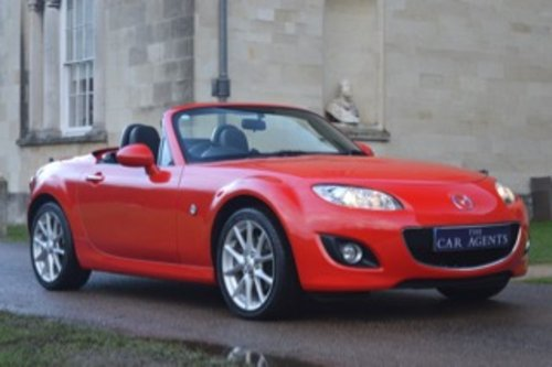 2010 Mazda MX-5 Roadster Powershift SOLD (picture 1 of 6)