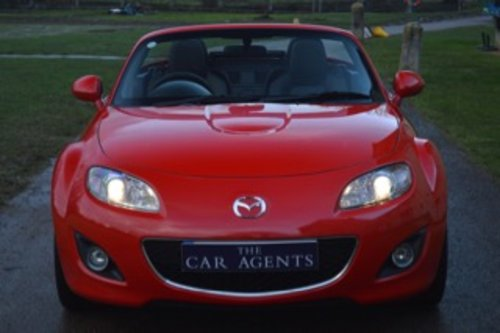 2010 Mazda MX-5 Roadster Powershift SOLD (picture 2 of 6)