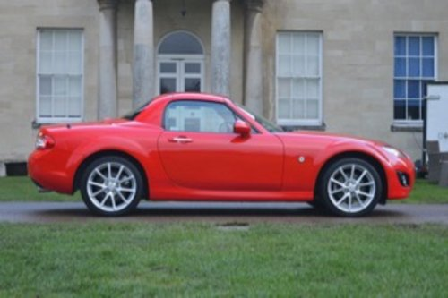 2010 Mazda MX-5 Roadster Powershift SOLD (picture 3 of 6)