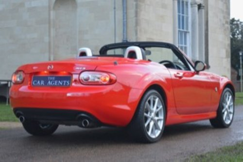 2010 Mazda MX-5 Roadster Powershift SOLD (picture 4 of 6)