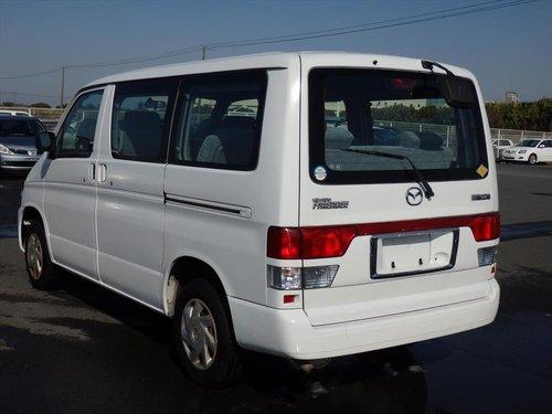 2002 Mazda Bongo Friendee - 2 Berth Campervan Conversion SOLD (picture 2 of 6)