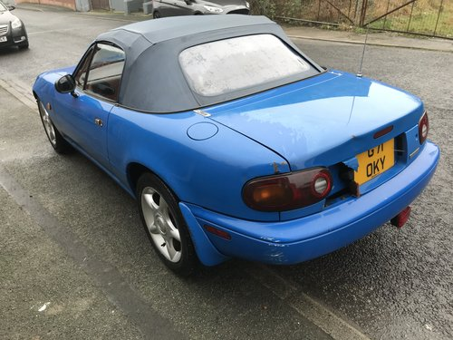 1989 Mazda Eunos Roadster mx5 1600 Manual **RUST FREE** For Sale (picture 2 of 6)