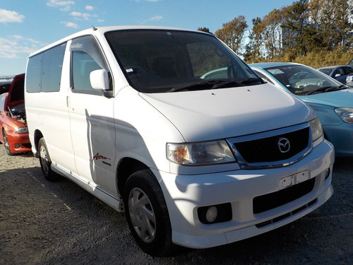 2004 MAZDA BONGO 2.0 AERO FRIENDEE AUTOMATIC * VERY LOW MILES *  SOLD (picture 1 of 6)