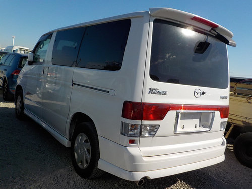 2004 MAZDA BONGO 2.0 AERO FRIENDEE AUTOMATIC * VERY LOW MILES *  SOLD (picture 2 of 6)