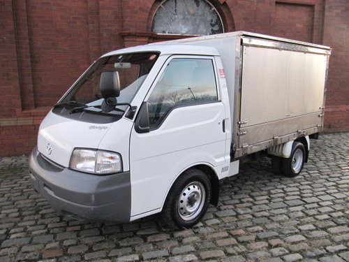 2005 MAZDA WET FISH OR FRESH SUSHI CATERING VAN For Sale (picture 1 of 6)