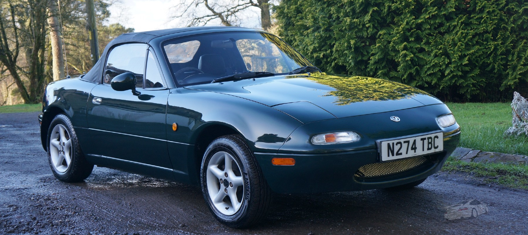 **VERY CLEAN MUST SEE** 1996 MAZDA MX5 ROADSTER 1 SOLD (picture 2 of 6)