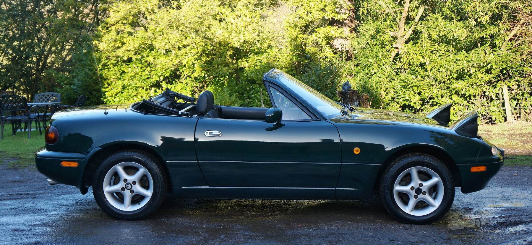 **VERY CLEAN MUST SEE** 1996 MAZDA MX5 ROADSTER 1 SOLD (picture 6 of 6)