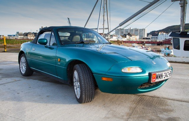 1998 Mazda MX5 Berkeley Special Edition For Sale (picture 1 of 6)