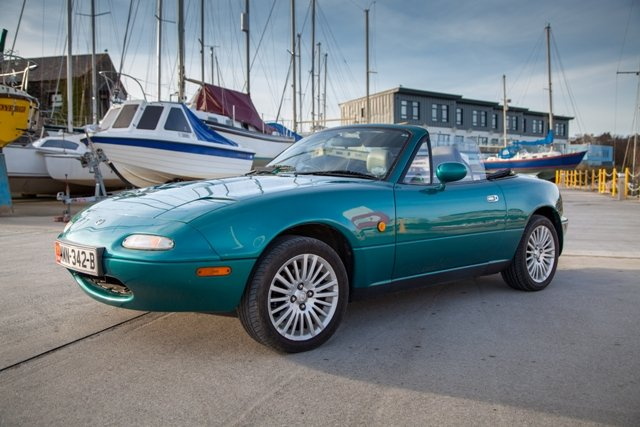 1998 Mazda MX5 Berkeley Special Edition For Sale (picture 2 of 6)