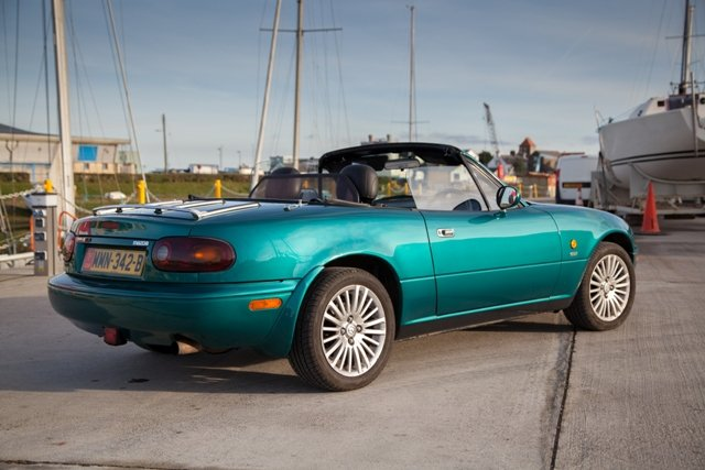 1998 Mazda MX5 Berkeley Special Edition For Sale (picture 3 of 6)
