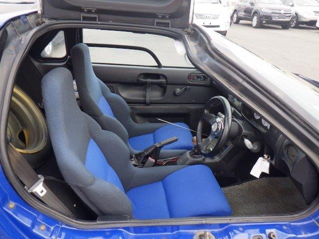 1993 MAZDA AZ1 RARE INVESTABLE MODERN CLASSIC AUTOZAM AZ1 JDM  For Sale (picture 3 of 6)