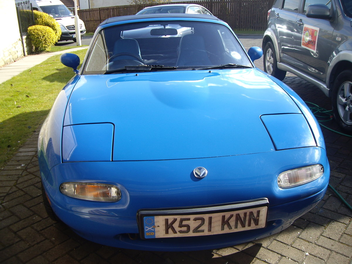 1993 MX5 / Eunos MK1 1.6 115bhp For Sale (picture 1 of 6)