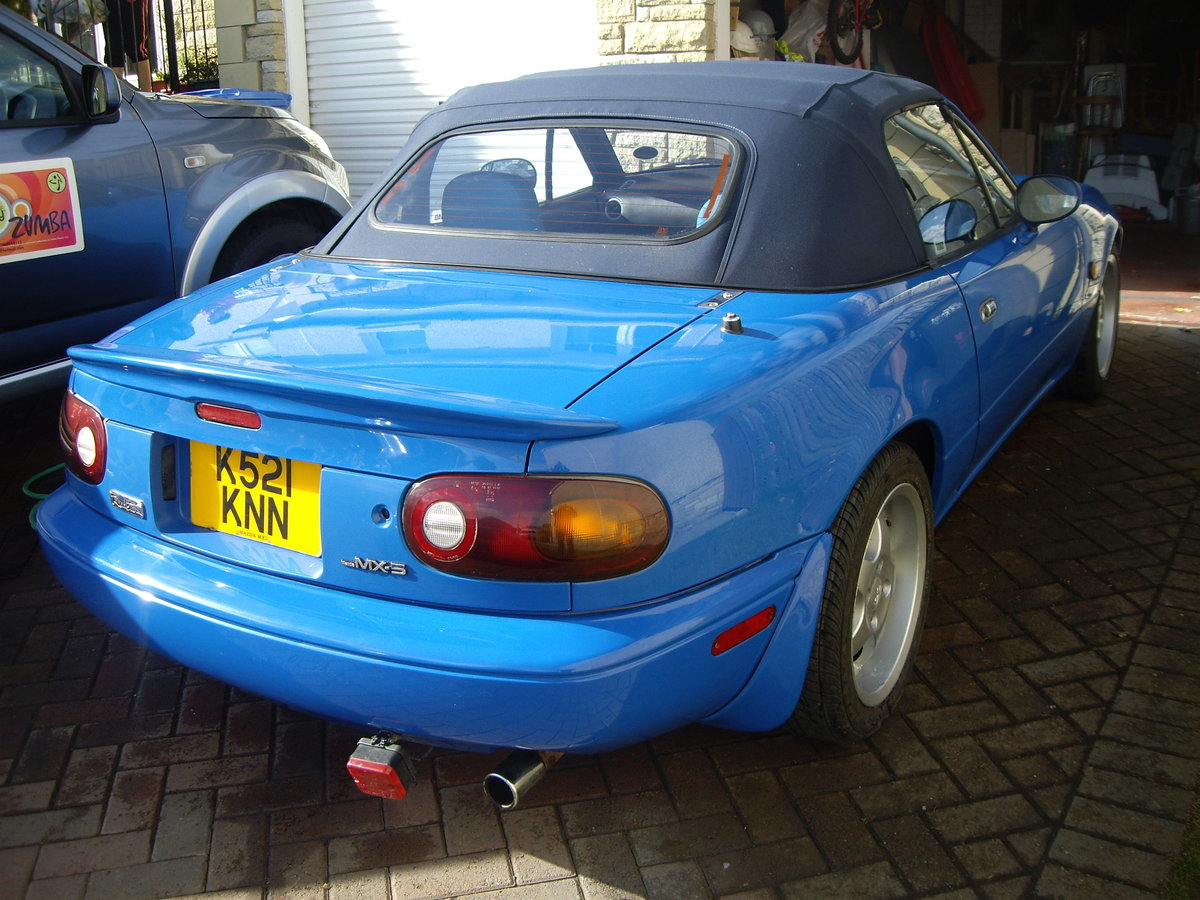 1993 MX5 / Eunos MK1 1.6 115bhp For Sale (picture 2 of 6)