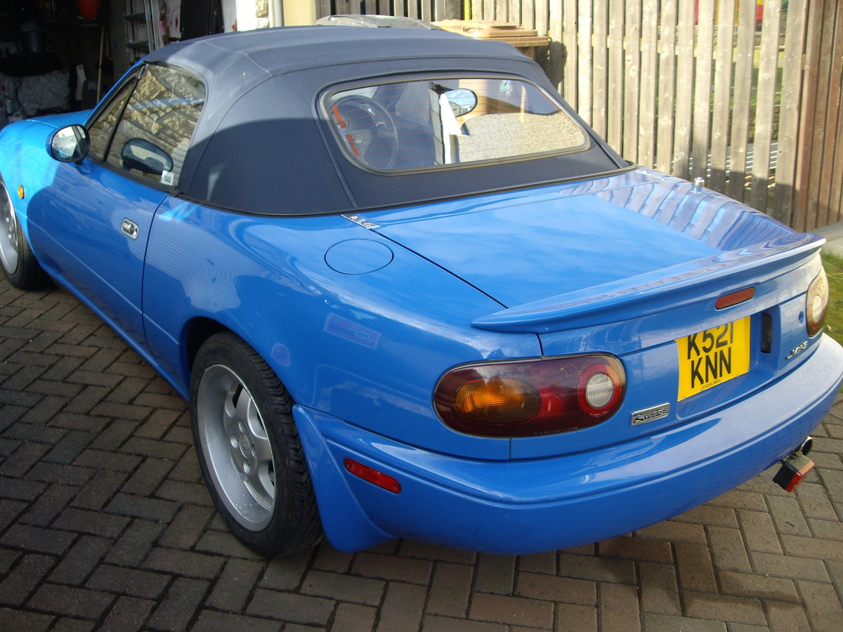 1993 MX5 / Eunos MK1 1.6 115bhp For Sale (picture 4 of 6)