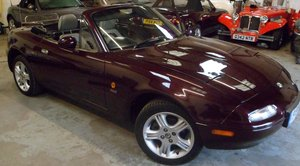 1996 Mazda MX5 Merlot 42000 miles For Sale