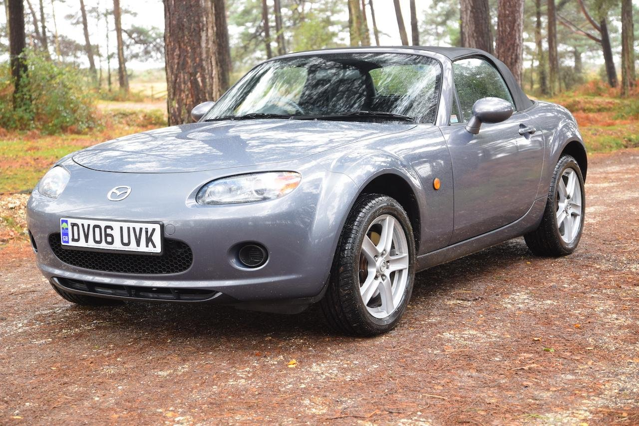 2006 Mazda MX5 Immaculate. 38000 miles For Sale (picture 1 of 6)