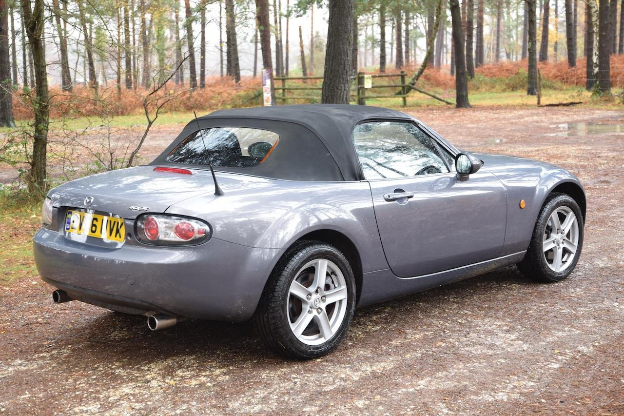 2006 Mazda MX5 Immaculate. 38000 miles For Sale (picture 2 of 6)
