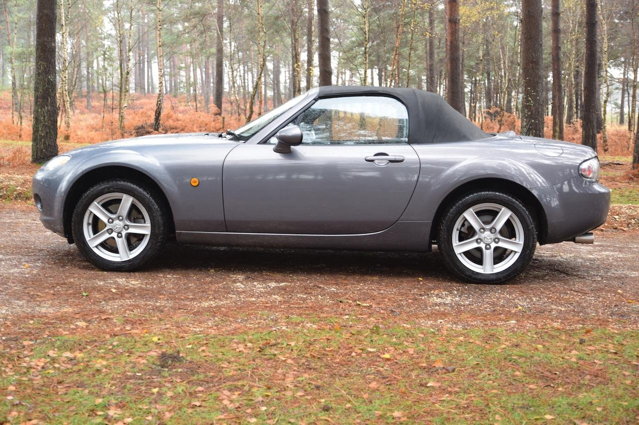 2006 Mazda MX5 Immaculate. 38000 miles For Sale (picture 3 of 6)