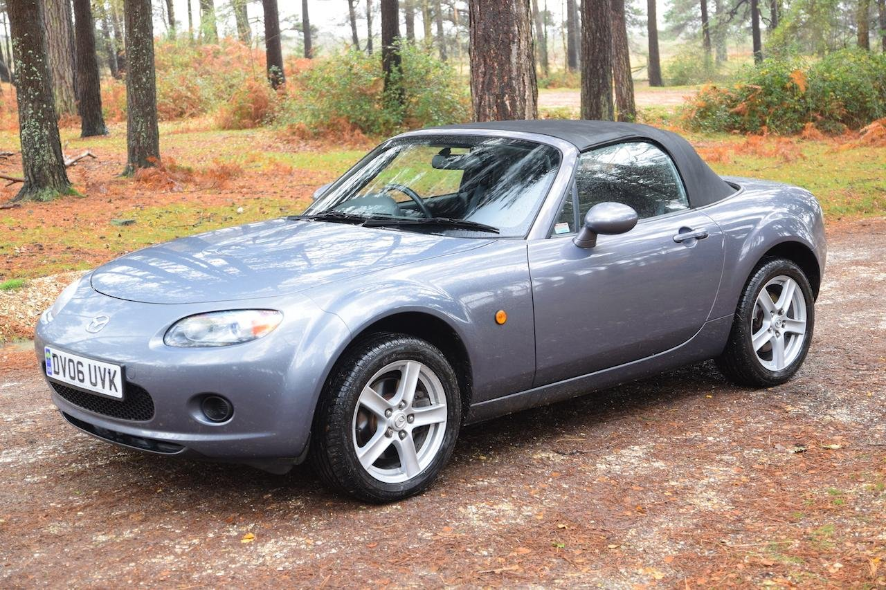 2006 Mazda MX5 Immaculate. 38000 miles For Sale (picture 4 of 6)