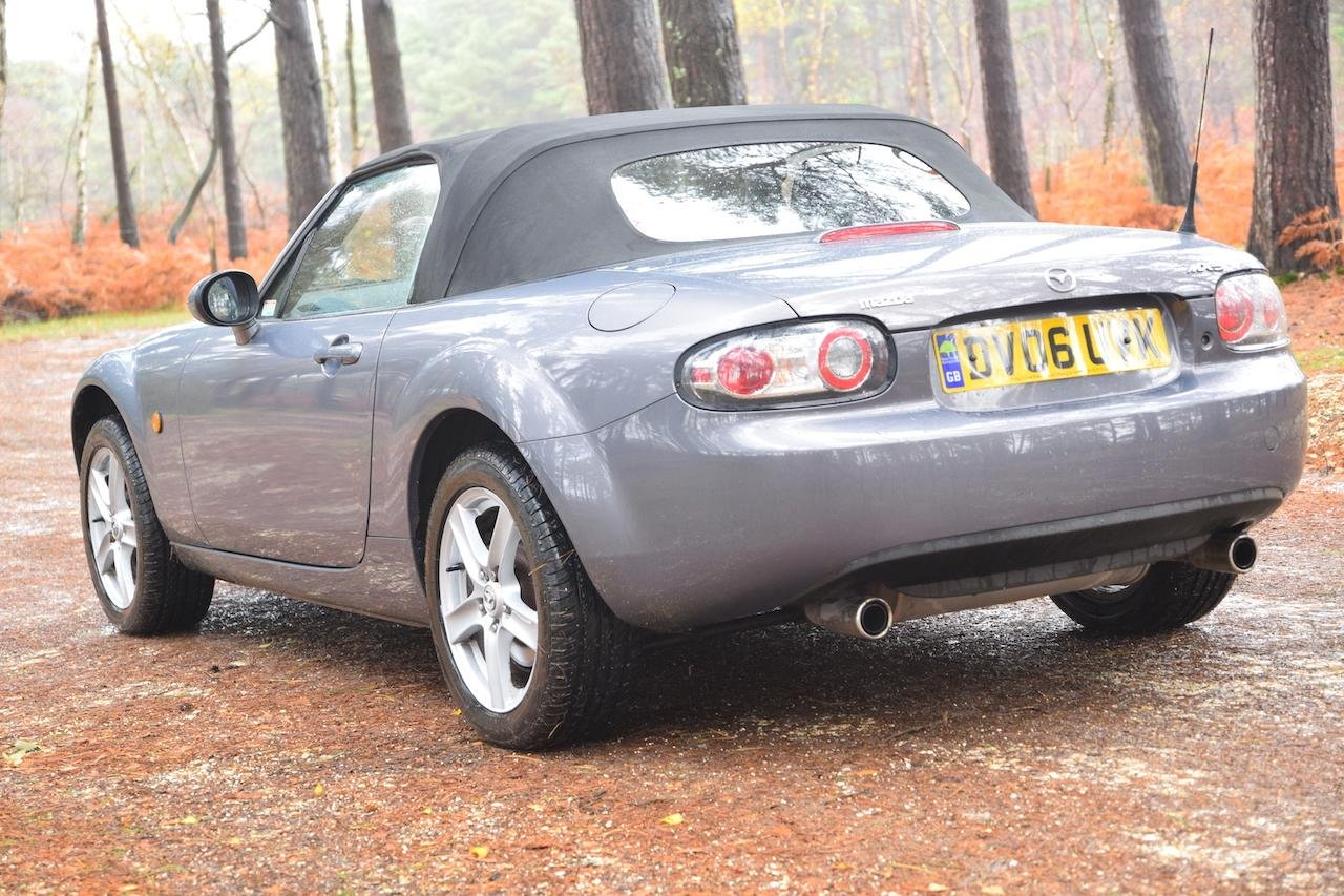 2006 Mazda MX5 Immaculate. 38000 miles For Sale (picture 5 of 6)