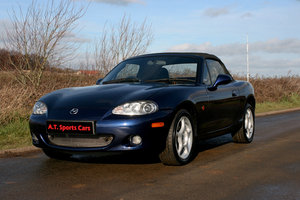 2004 Mazda MX5 1,8 Mk2.5 For Sale