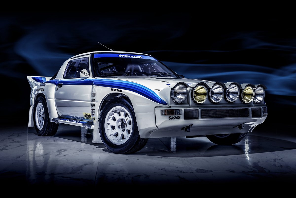 1985 Mazda RX-7 Evolution Group B For Sale (picture 2 of 6)