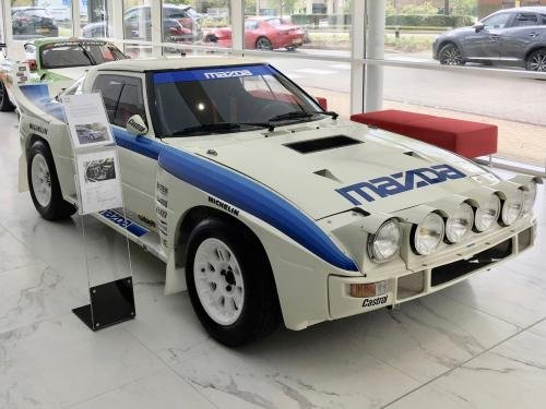 1985 Mazda RX-7 Evolution Group B For Sale (picture 6 of 6)