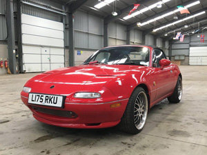 1994 Mazda Eunos Roadster - For Sale by Auction 23rd February SOLD by Auction