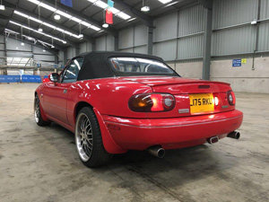 1994 Mazda Eunos Roadster - For Sale by Auction 23rd February SOLD by Auction (picture 4 of 6)