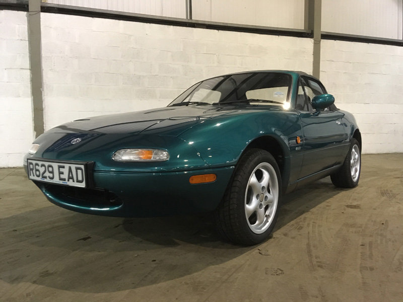 1998 Mazda MX-5 Berkeley - For Sale by Auction 23rd February SOLD by Auction (picture 2 of 6)